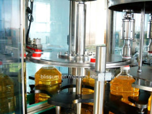 Cooking Oil/Peanut Oil/Soybean Oil Small Bottle Bottling Machine pictures & photos
