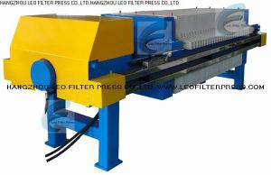 Leo Filter Press Full Automatic Operation Filter Press pictures & photos