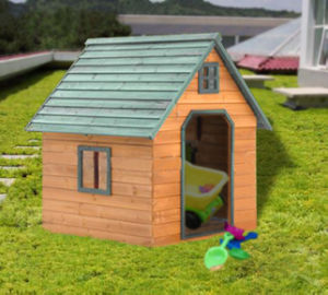Wooden Outdoor Garden Children Playhouse