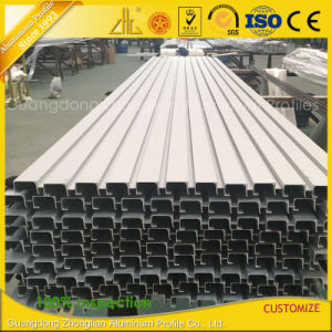 High Quality Extruded Anodized Aluminium Frame for Kitchen Cabinets pictures & photos