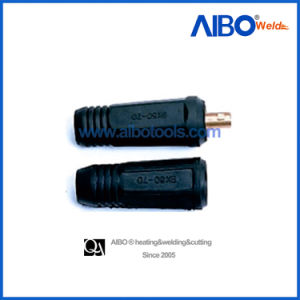 Europe Welding Cable Connector Welding Coupling Cable Connector 300A/500A pictures & photos