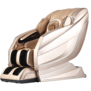 Wholesale Hotselling Zero Gravity Full Body Cheap Massage Chair pictures & photos