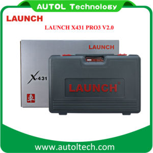 Launch X431 PRO3 2.0 Support WiFi/Bluetooth Upgrade Online X-431 PRO3 pictures & photos