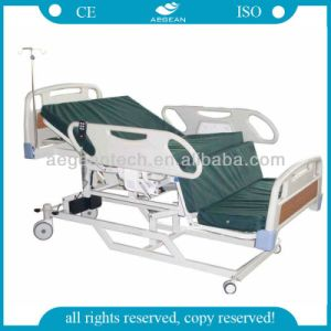 AG-Bm119 Advanced Movable Electric Home Hospital Beds pictures & photos