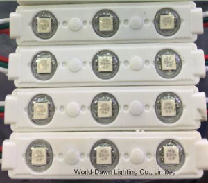 New Item 2 Years Warranty SMD5050 3LEDs IP65 LED Module pictures & photos