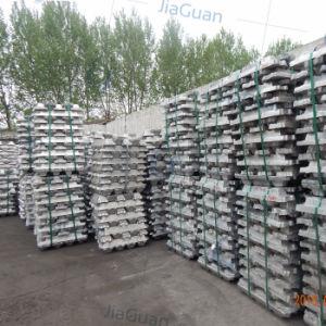 20kgs-25kgs/Peiece Aluminium Alloy Ingot 99.7%Purity pictures & photos