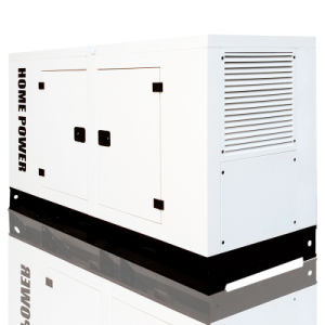 84kVA 50Hz Soundproof Diesel Generator Powered by Cummins (DC84KSE) pictures & photos