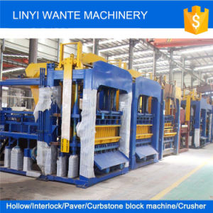 Qt4-15 Full Automatic Cement Block Making Machine pictures & photos