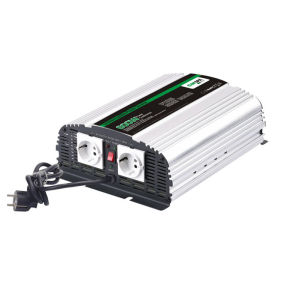 Pure Sine Wave Backup 12V DC Power Inverter With Charger UPS600 Watt pictures & photos