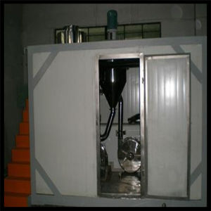 Food Powder and Industrial Rubber Cryogenic Freezer Mill Machine pictures & photos
