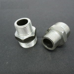 Steel Connectors Machinery Parts Hardware pictures & photos