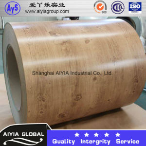 Color Coated Steel Coil/Precoated Steel Coil/Prepainted Galvalume Steel Coil pictures & photos