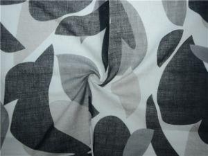 Ramie & Cotton Printed Fabric (DSC-4166) pictures & photos