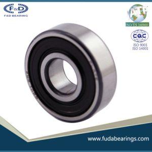 motorcycle parts: Fuda bearing F&D bearing 6201 6202 6203 6204 6205 6206 6207 Deep Groove Ball Bearing pictures & photos