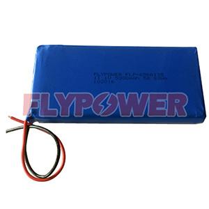 11.1V 5300mAh Lithium-Ion Polymer Battery Pack (3S1P of FLP-6568135)