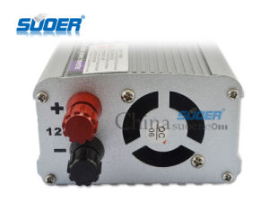 Suoer Solar Power System Inverter 300W 12V DC AC Inverter (SAA-300A) pictures & photos