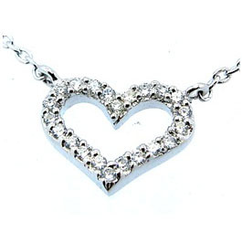 Heart Shape Pendant Jewelry with 3A White CZ (P4971R) pictures & photos