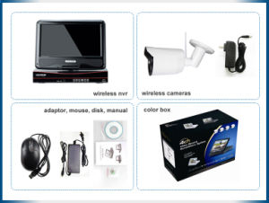 New Technology 8CH CCTV Camera System WiFi NVR Kit pictures & photos