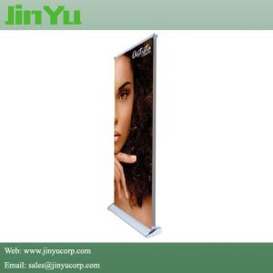 "33.5"" Dexule Double Sided Roll up Display Banner Stand pictures & photos"