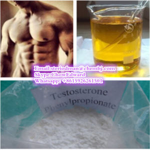 100% Custom Passing Rate Safe Steriod Testosterone Phenylpropionate for Bodybuilding pictures & photos