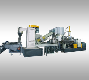 PE PP PLA Film Plastic Recycling Granulator and Pelletizer pictures & photos