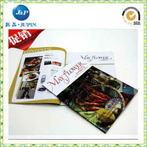 Pertfect Binding Magazine Printing with Cover Laminated (MP-004) pictures & photos