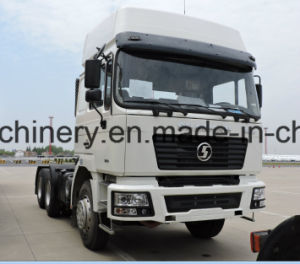 F2000 Shacman 6X4 Dump Truck 340HP Weichai Engine pictures & photos