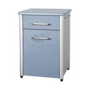 AG-Bc010 Ce&ISO Approved ABS Raw Material Hospital Medical Bedside Locker pictures & photos