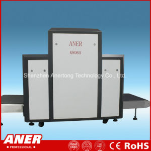 K8065 X Ray Baggage Scanner Machine for Metro, Railway Station pictures & photos