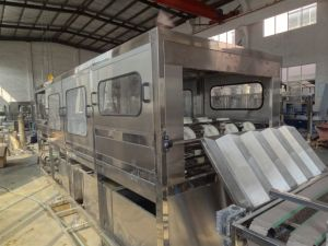 SGS Qgf-600 5 Gallon Automatic Barreled Production Line pictures & photos