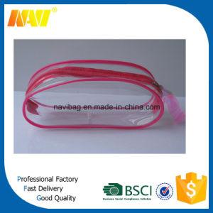 Clear PVC Plastic Pen Packaging Bag pictures & photos