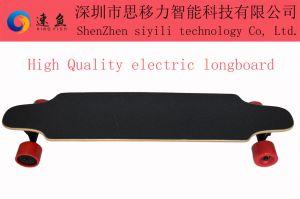 Longboard Four Wheel 1800W Boosted Board Electric Skateboard