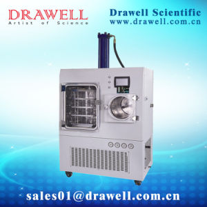 Dw-100f Silicone Oil Heating Laboratory Freeze Drying Machine pictures & photos