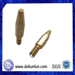 OEM Precision Machined Parts Brass Nozzle pictures & photos