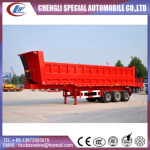 Best Quality Customize Type Self Discharge Trailer pictures & photos