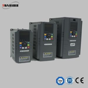 Yuanshin 5.5kw 3-Phase 380V Variable Frequency Inverter, Factory Price pictures & photos