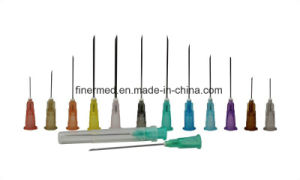 Disposable Hypodermic Injection Needle pictures & photos