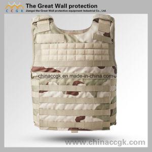Nij III/ IV Kevlar PE Desert Camouflage Bulletproof Vest pictures & photos