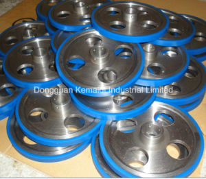 PU Wheel with Excellent Anti-Abrasion pictures & photos