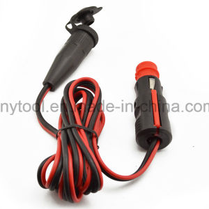 12V Car Cigarette Lighter Socket Extension Cord with 10A Fuse pictures & photos