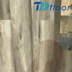Deep Wood Oak with Knot Indoor WPC Vinyl Floor pictures & photos
