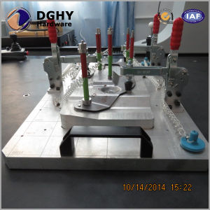 Modern Design High Precision Custom Stainless Steel Jig and Fixture