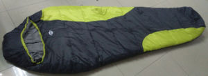 Adult Outdoor Mummy Camping Sleeping Bag pictures & photos