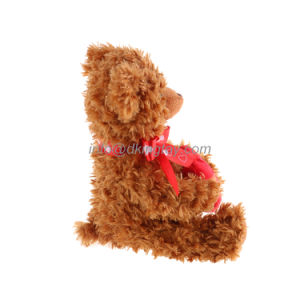 Cute Custom Stuffed Valentines Day Teddy Bear Animals Factory pictures & photos