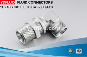 OEM Welcomed Cast Iron Pipe Fitting Galvanized Pipe Fitting Male Tube Fitting pictures & photos