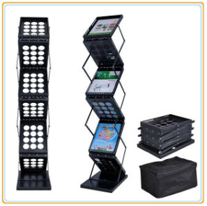 Hot Sales Folding Brochure Display Stand (E07B5) pictures & photos