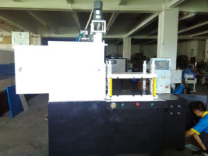 China Manufacturing Automatic Soft PVC Fish Bait Injection Machine for Sale pictures & photos