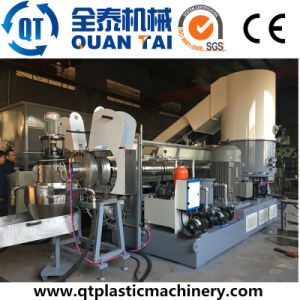 Heavy Printed PE Film Plastic Recycling Granulator pictures & photos