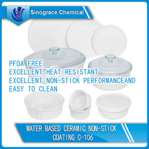 Water Based Anti Stick Coating for Pans pictures & photos