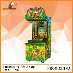 Golden Empire Coin Operated Redemption Game Machine/ Lottery Machine /Playground Equipment pictures & photos